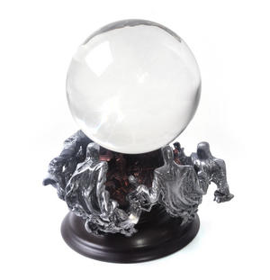 Harry Potter Replica Dementor's Crystal Ball Noble Collection Thumbnail 1