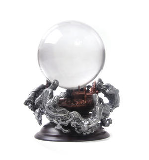 Harry Potter Replica Dementor's Crystal Ball Noble Collection Thumbnail 2