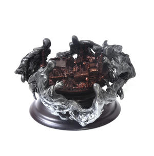 Harry Potter Replica Dementor's Crystal Ball Noble Collection Thumbnail 3