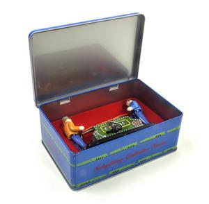 Railroad Handcar - Classic Clockwork Collector's Toy Thumbnail 7