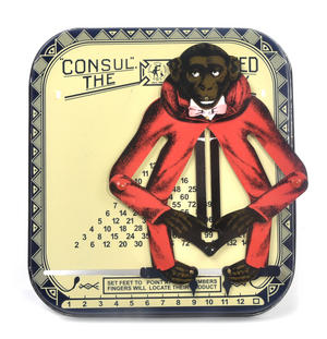 Consult the Educated Monkey - Classic Multiplication Calculator Toy Thumbnail 1
