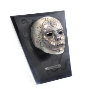 Bellatrix Lestrange Mask with Wall Mount Display Harry Potter Replica Noble Collection Thumbnail 2
