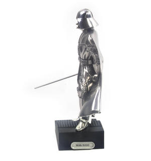 Darth Vader - Star Wars Ltd Edition Figurine by Royal Selangor Thumbnail 4