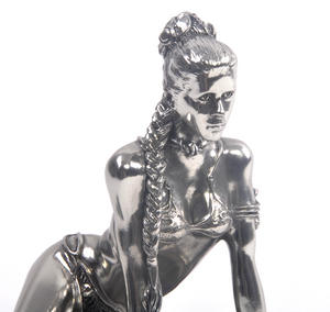 Princess Leia - Star Wars Ltd Edition Figurine by Royal Selangor