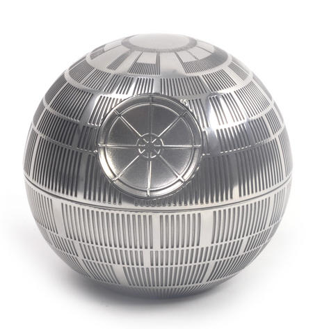 Death Star Capsule - Star Wars Ltd Edition Sculpture by Royal Selangor