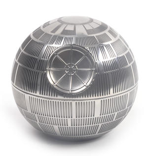 Death Star Capsule - Star Wars Ltd Edition Sculpture by Royal Selangor Thumbnail 1