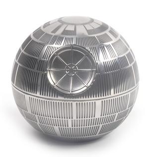 Death Star Capsule - Star Wars Ltd Edition Sculpture by Royal Selangor