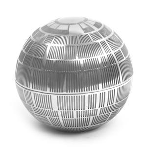 Death Star Capsule - Star Wars Ltd Edition Sculpture by Royal Selangor Thumbnail 2