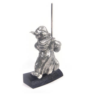 Yoda - Star Wars Ltd Edition Figurine by Royal Selangor Thumbnail 3