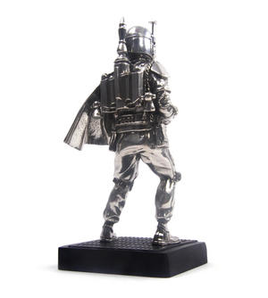 Boba Fett - Star Wars Ltd Edition Figurine by Royal Selangor Thumbnail 3