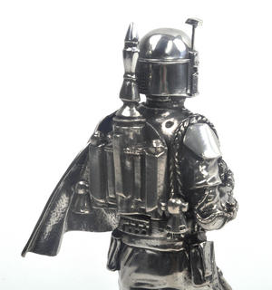 Boba Fett - Star Wars Ltd Edition Figurine by Royal Selangor Thumbnail 4