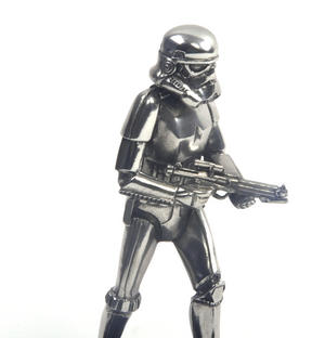 Stormtrooper - Star Wars Ltd Edition Figurine by Royal Selangor Thumbnail 6
