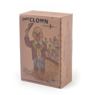 Dandy Clown - Classic Clockwork Collector's Toy Thumbnail 6