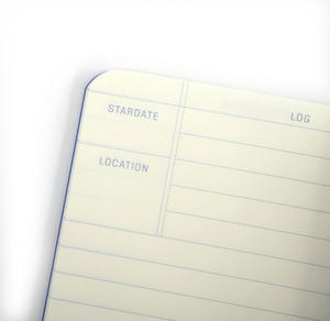 Star Trek Captain's Log Large Notebook Thumbnail 5