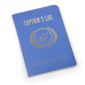 Star Trek Captain's Log Large Notebook Thumbnail 6