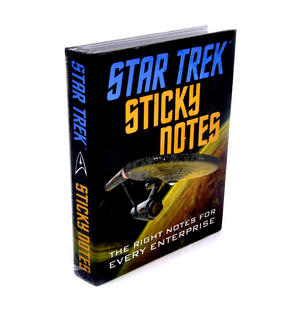 Star Trek Sticky Notes Set