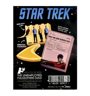 Star Trek Sticky Notes Set Thumbnail 2