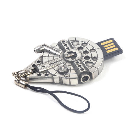 Millennium Falcon  - Star Wars Ltd Edition USB 16GB Flash Drive by Royal Selangor