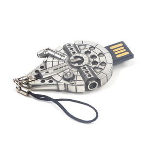 Millennium Falcon  - Star Wars Ltd Edition USB 16GB Flash Drive by Royal Selangor Thumbnail 1