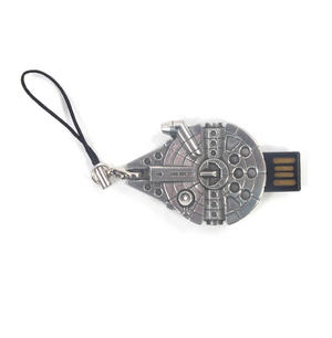 Millennium Falcon  - Star Wars Ltd Edition USB 16GB Flash Drive by Royal Selangor Thumbnail 4