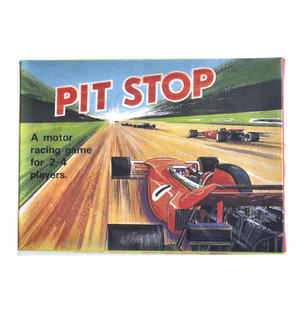 Pit Stop - The Classic Retro Game Thumbnail 2