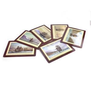Ocean Explorer Tablemats - Nautical Placemats Set Thumbnail 1
