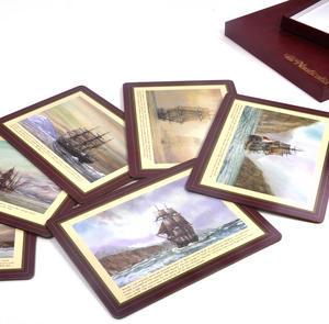 Ocean Explorer Tablemats - Nautical Placemats Set Thumbnail 2