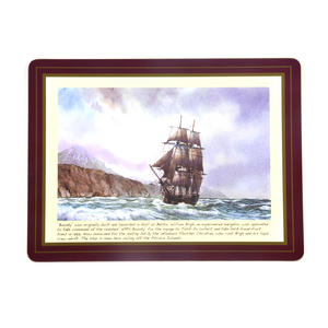 Ocean Explorer Tablemats - Nautical Placemats Set Thumbnail 3