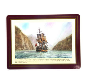 Ocean Explorer Tablemats - Nautical Placemats Set Thumbnail 4