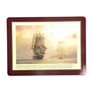 Ocean Explorer Tablemats - Nautical Placemats Set Thumbnail 5