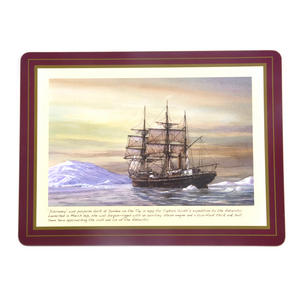 Ocean Explorer Tablemats - Nautical Placemats Set Thumbnail 6