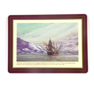 Ocean Explorer Tablemats - Nautical Placemats Set Thumbnail 7