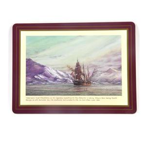 Ocean Explorer Tablemats - Nautical Placemats Set Thumbnail 7
