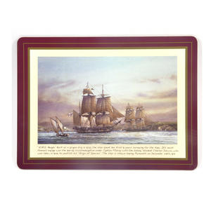 Ocean Explorer Tablemats - Nautical Placemats Set Thumbnail 8