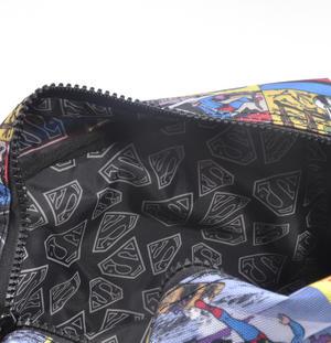Superman Action Comics - Comic Strip Wash Bag Thumbnail 2