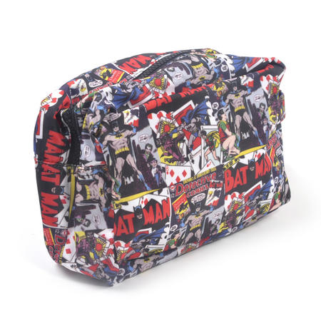 Batman Detective Comics - Comic Strip Wash Bag