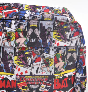 Batman Detective Comics - Comic Strip Wash Bag Thumbnail 5