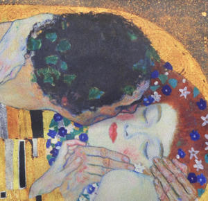 Gustav Klimt - The Kiss - Make Up Bag / Cosmetics Bag / Wash Bag Thumbnail 2