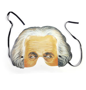 Classic Albert Einstein Party Mask