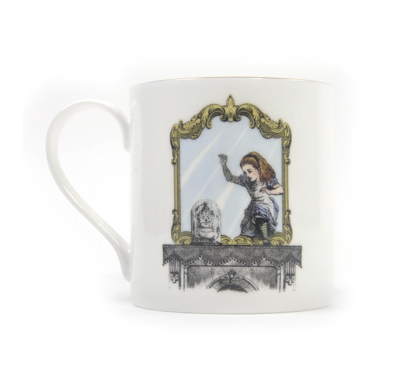 Alice In Wonderland Through The Looking Glass Fine -1859