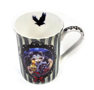 Strangeling - Sign of Our Parting Boxed Mug by Jasmine Becket-Griffith Thumbnail 3
