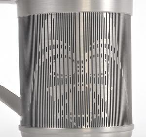 Darth Vader- Star Wars Ltd Edition Tankard by Royal Selangor Thumbnail 2