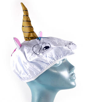 Unicorn Bath & Shower Cap / Swim Cap Thumbnail 1