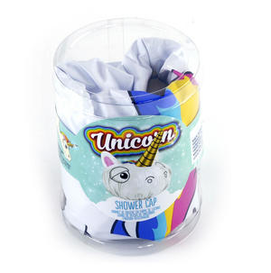 Unicorn Bath & Shower Cap / Swim Cap Thumbnail 2