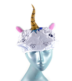 Unicorn Bath & Shower Cap / Swim Cap Thumbnail 3