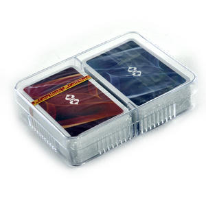 Ace Canasta / Patience Playing Cards - 2 Deck Set Thumbnail 2