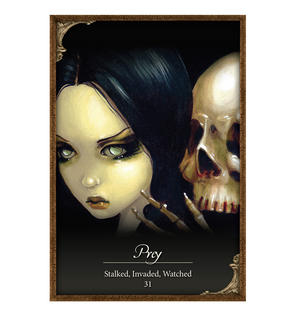 Les Vampires Oracle Cards & Guidebook by Jasmine Becket-Griffith & Lucy Cavendish Thumbnail 3