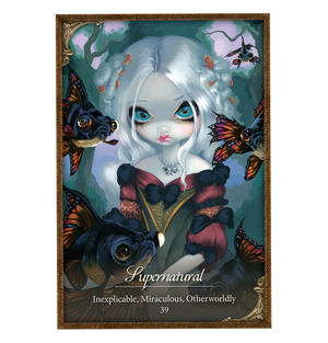 Les Vampires Oracle Cards & Guidebook by Jasmine Becket-Griffith & Lucy Cavendish Thumbnail 4