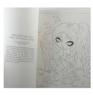 Jasmine Becket- Griffith Colouring Book Thumbnail 6