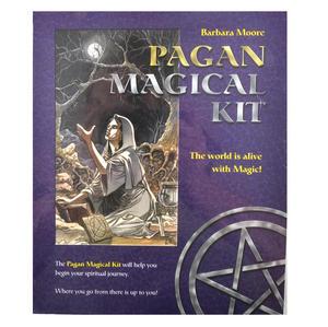 Pagan Magical Kit - Candles, Crystals, Alter, Incense & Tarot Thumbnail 1